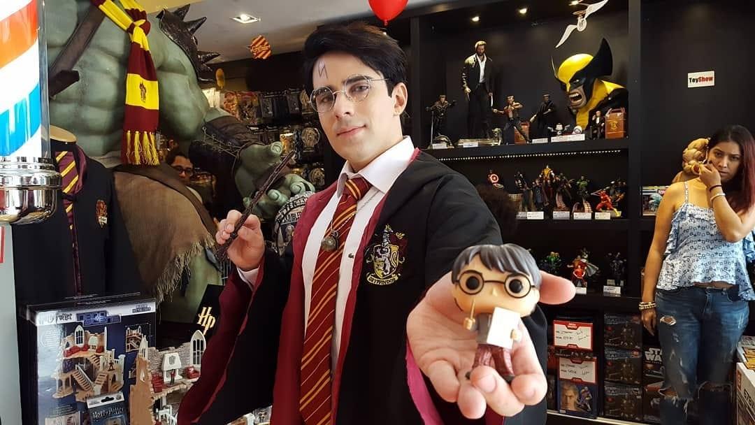 Toyshow apresenta evento em homenagem a Harry Potter