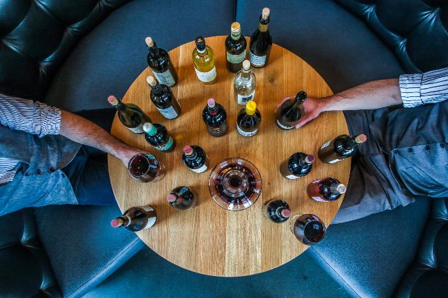 How one winelist changed this guy's career