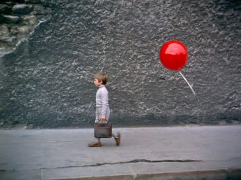 Everyone has a Red Balloon