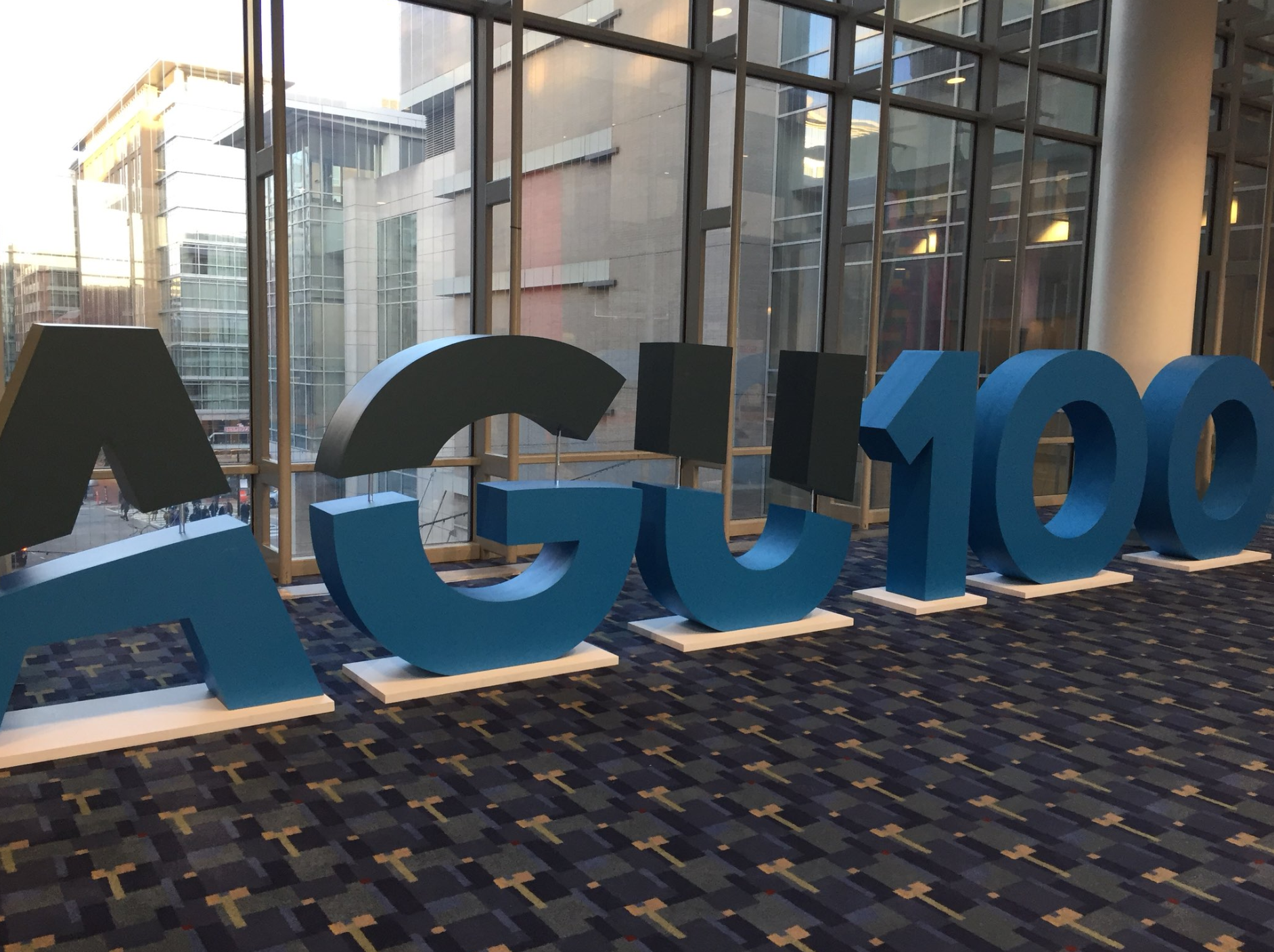 What I learned interviewing scientists at AGU2018