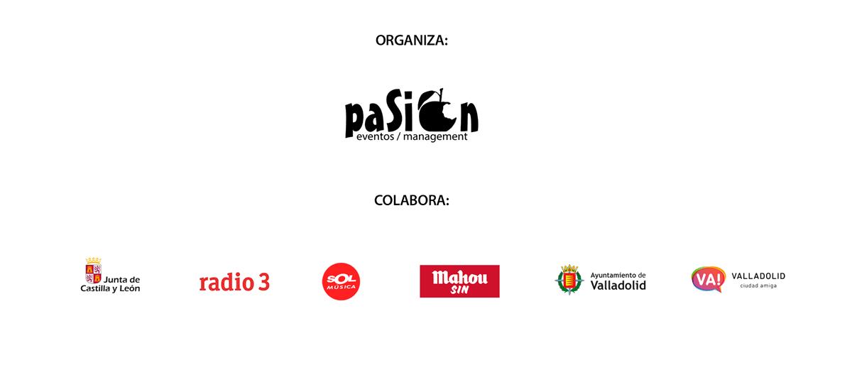 Colaboradores Conexión Valladolid Festival 2019