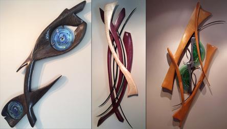 Hayden's Mixed Media Sculpture