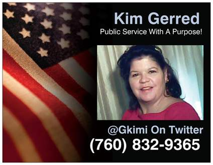 Kim Gerred Public Service With A Purpose