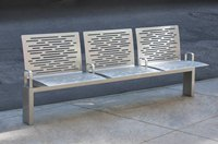 More Press for City Benches