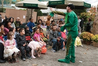 Also This Week at Bryant Park: Final Birding Tour and Halloween Party