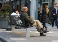 34SP Installs CityBenches on 34th Street