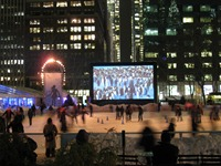 Citi Pond Winter Film Festival Kicks Off
