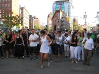Sunset Salsa Heats Up Chelsea Triangle June 7