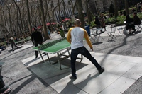 Upgrade for The Tables at Bryant Park