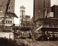 1934 Bryant Park Renovation Spearheaded by Robert Moses