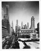 Bryant Park in the 1930's: Despair and Renewal