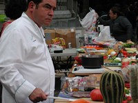 Jazz It Up With Emeril at Greeley Square Park