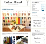 Tricia at Fashion Herald Has It Covered