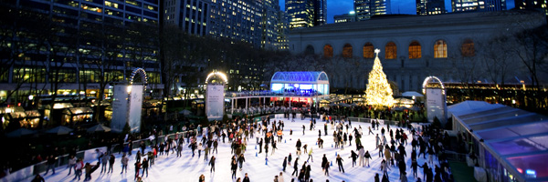 Bryant Park Winter Events