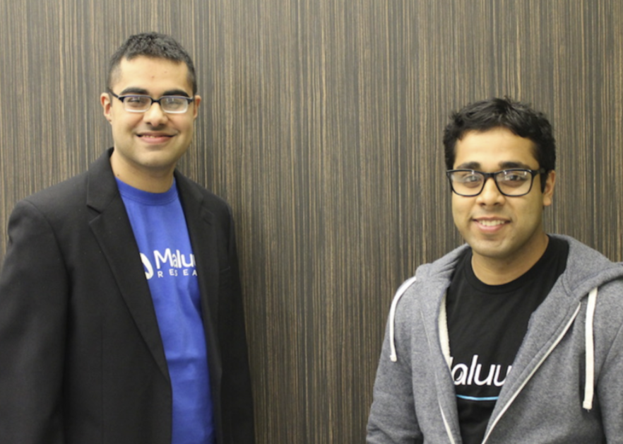 Maluuba Co-founders