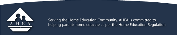Feedback on Standards for Home Education Reimbursement required