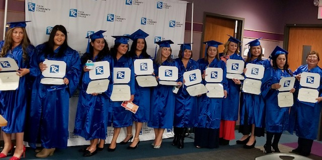 Bilingual Child Development Graduates