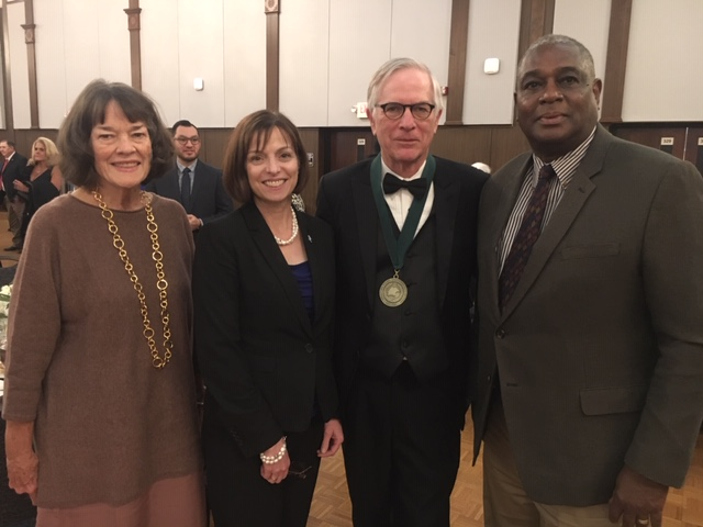 Dr. Ivy Inducted into OK Higher Ed Hall of Fame