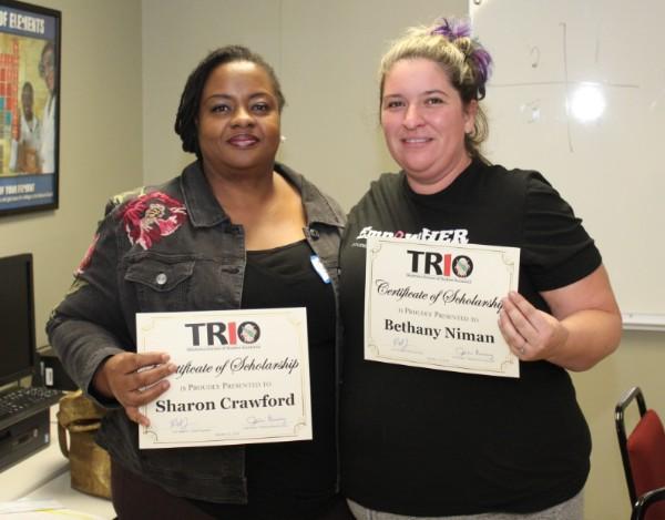 TRIO Scholarships Awards