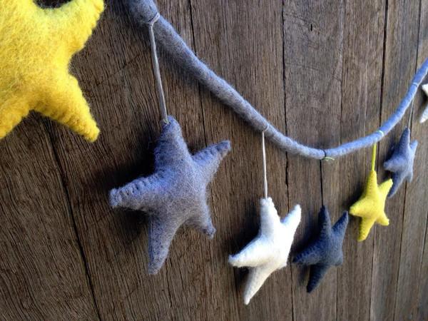 felt-star-garland