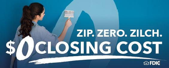 Zero Closing Cost
