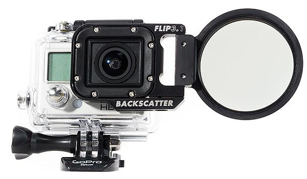 55mm Threaded Adapter for Flip3.1 Filter System