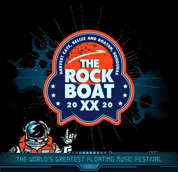 The Rock Boat 20: The Galaxy's Greatest Floating Music Festival