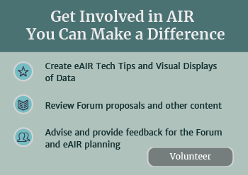 Get Involved in AIR