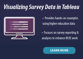 Visualizing Survey Data in Tableau