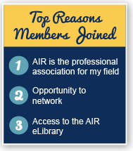 Top Reasons Members Joined