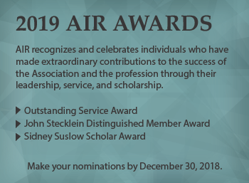 2019 AIR Awards