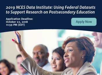 2019 NCES Data Institute