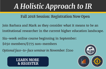 Learn More & Register for A Holistic Approach to IR