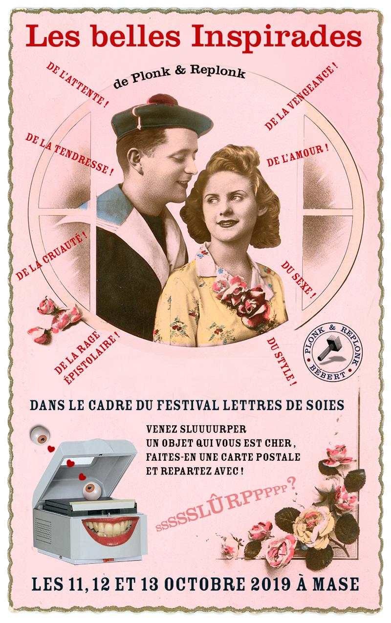 Festival de la Correspondance, «Lettres de Soie», à Mase en Valais