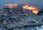 Japan Tsunami, photo by Reuters-Yomiuri