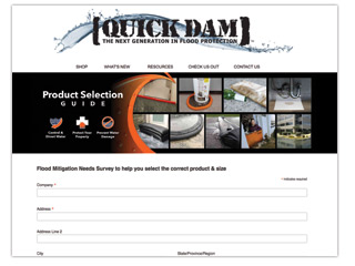 Product Selection Guide Portal