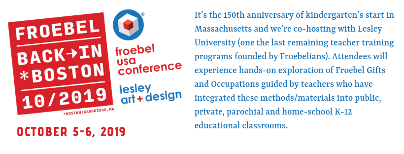 Froebel USA Conference