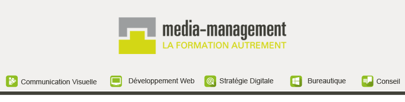 Visuel media-management