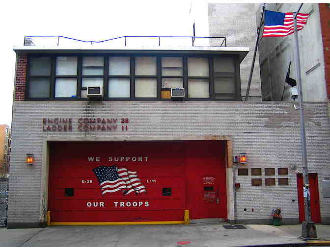 Firehouse Tour for 15 Children  https://www.biddingforgood.com/auction/item/Item.action?id=205327716