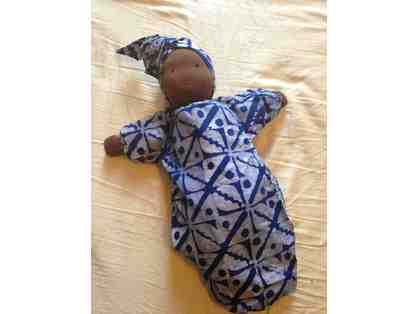 Heavy Baby Hand Made in Ghana  https://www.biddingforgood.com/auction/item/Item.action?id=205371415