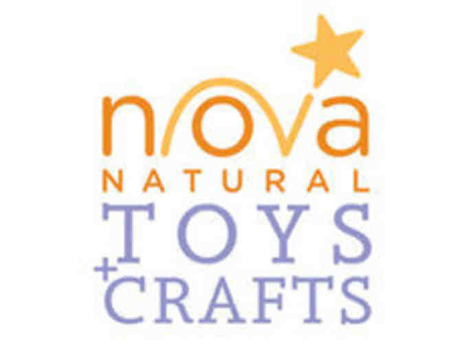 Nova Natural Gift Certificate  https://www.biddingforgood.com/auction/item/Item.action?id=205401338