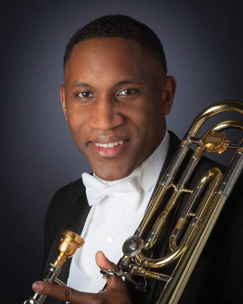 Burt Mason, trombone