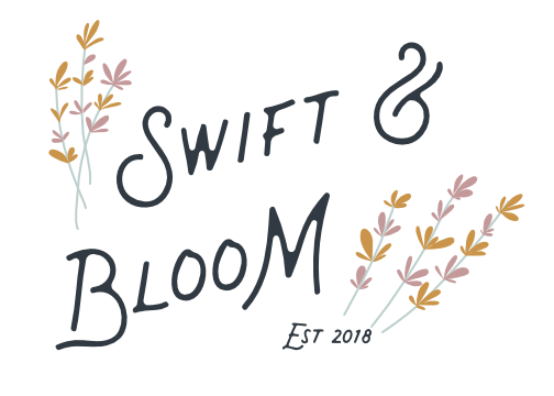 Swift and Bloom Logo