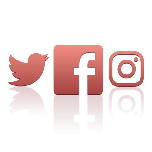 Clayoo Social Media Logos