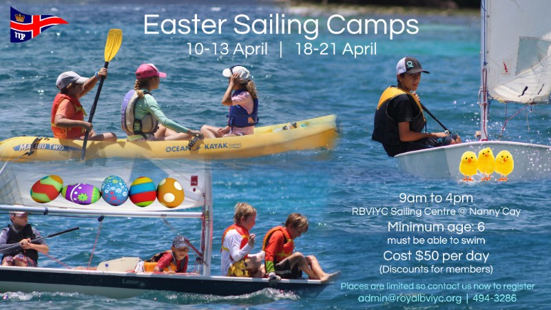 2017 Easter Camp