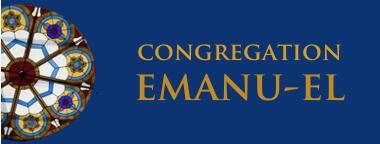 Cong. Emanu-El masthead
