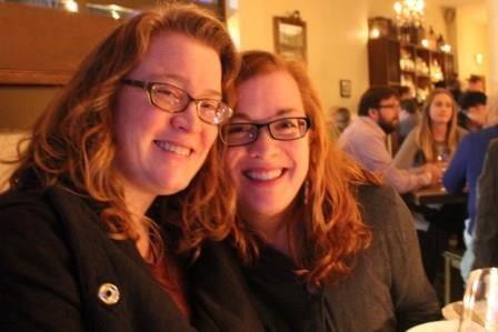Erin & Katie