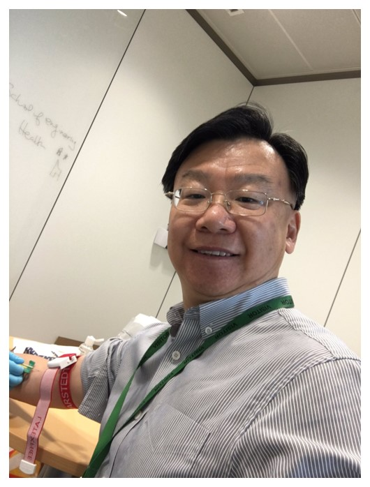 Dr Ren Minghui, Assistant Director-General for Communicable Diseases, WHO