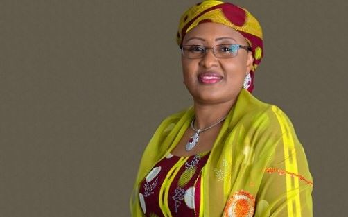 Recognizing her passion in promoting the well being of women and children in Nigeria, Stop TB Partnership Nigeria has nominated Her Excellency, the First Lady of Nigeria, to champion the cause of TB elimination in adults and children both in the country and worldwide.