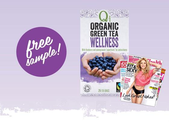 Free Qi Tea Sample from Qi Organic Tea